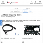 Massive Clearance: Up to 82% Off Over 10,000 Items @Kogan Deal Image