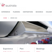 10% Off Economy & Business Flights @Virgin Australia Deal Image