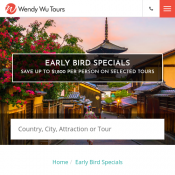 Wendy Wu Early Bird Specials - Up to $1800 off Deal Image