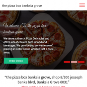 The pizza box banksia grove Deal Image