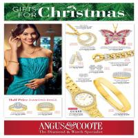 Angus & Coote Gifts for Christmas 28 November - 24 December