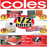 Coles Catalogue Special Offers 1 February - 7 February