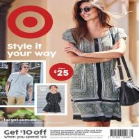 Target Catalogue Style It Your Way 9 February - 15 February