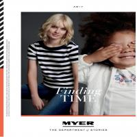 Myer Findings Times Catalogue 14 February - 26 February