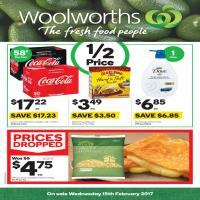 Woolworths Weekly Specials Catalogue 15 February - 21 February