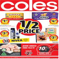 Coles Catalogue Special Offers 15 February - 21 February