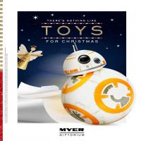 Myer Catalogue Christmas Toy Sale 2017