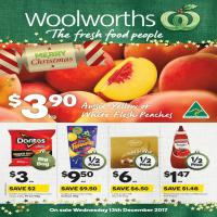 Woolworths Catalogue 13 - 19 December 2017