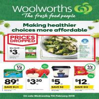 Woolworths Catalogue 7 - 13 February 2018