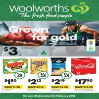Woolworths Catalogue 21 - 27 February 2018