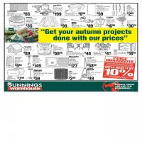 Bunnings Catalogue Apr - May 2018