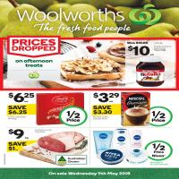 Woolworths Catalogue 9 - 15 May 2018