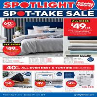 Spotlight Catalogue 6 - 24 June 2018