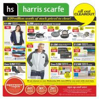 Harris Scarfe Catalogue 20 - 26 Jun 2018