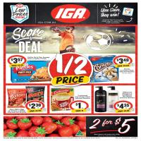 IGA Catalogue 27 Jun - 3 Jul, 2018
