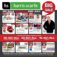 Harris Scarfe Catalogue 2 - 8 Jul 2018