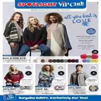 Spotlight Catalogue 27 Jun - 15 Jul 2018